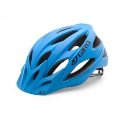 giro casque xar bleu mat l 59 63 cm