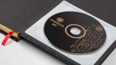 FIT BIKE CO DVD HOLY FIT + Livre Photo