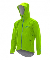 alpinestars veste all mountain vert acid m