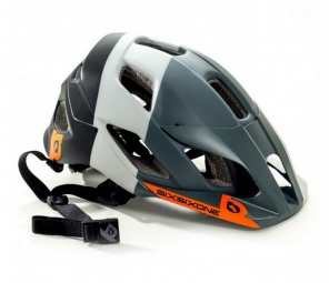 casque 661 sixsixone evo am 2016 gris xl xxl 60 62 cm