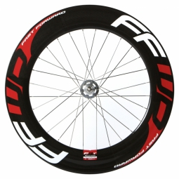 AVANCE RÁPIDO Rear Wheel Carbon Tubular Track F9T