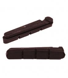 massi paire de cartouches de freins compatible shimano sram pour jantes carbone