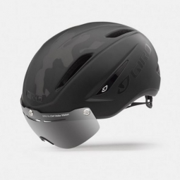 Casque GIRO AIR ATTACK SHIELD 2015 Noir Mat