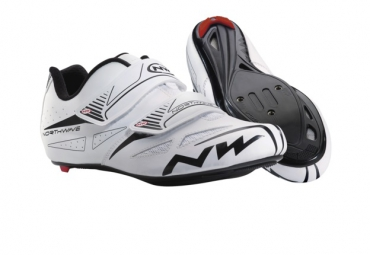 chaussures route northwave jet evo blanc 41