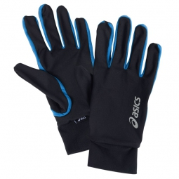 ASICS Gants Basic Bleu