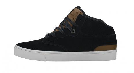 Chaussures BMX Lotek Mac Mid Noir Marron