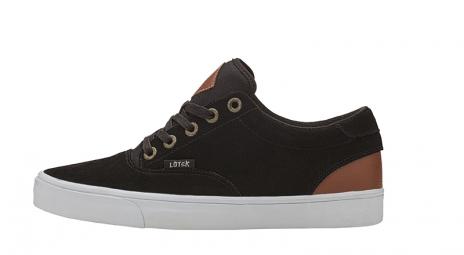 Chaussures BMX Lotek Reeves Noir Marron