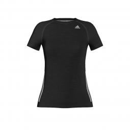 Adidas tee shirt supernova femme xs