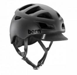 BERN Helmet ALLSTON 2015 Black