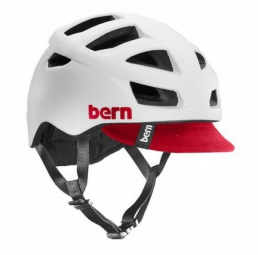 BERN Helmet ALLSTON 2015 White