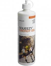 SQUEEZY Gel énergétique Energy Gel Citron Recharge 500ml