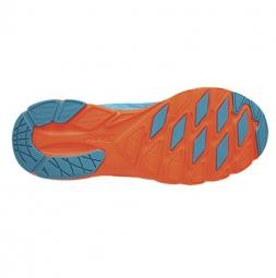 zoot chaussures solana bleu orange femme 38