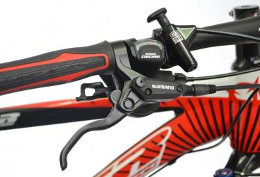 VTT Complet Semi-Rigide Viper viper x-team 29 29'' Noir / Rouge 2015