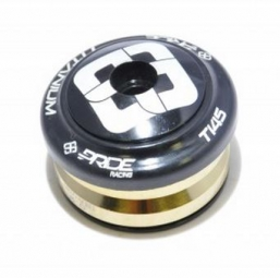 PRIDE RACING Integrated Headset TI45 Black