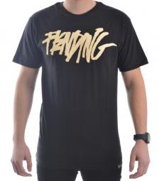 fiend t shirt fiending noir m