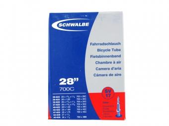 SCHWALBE Chambre à Air 700 x 28/47 SV17 Presta