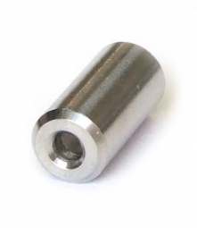 clarks embouts de gaine de frein metal x100