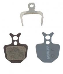 Var paire de plaquettes organique ceramic formula oro