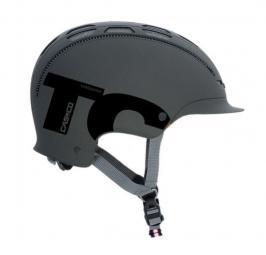 casque casco urbanic tc gris l 59 63 cm