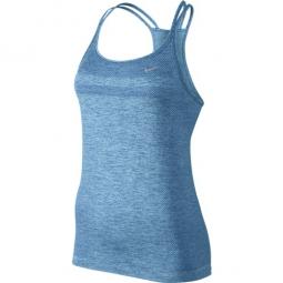 Nike debardeur femme dri fit knit l