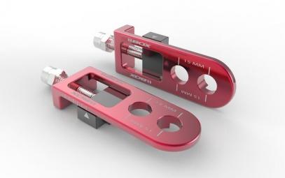 box tendeurs de chaine limit rouge