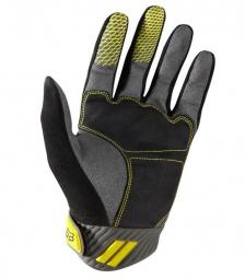 FOX Paire de gants longs DIGIT Jaune