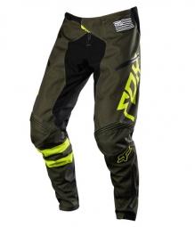 FOX Pantalon DEMO Vert