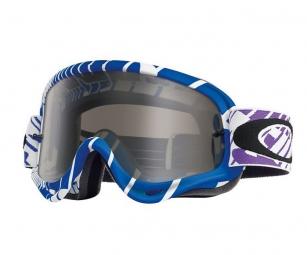OAKLEY Masque O Frame MX SkullRushmore White/Purple Ref OO7029-22