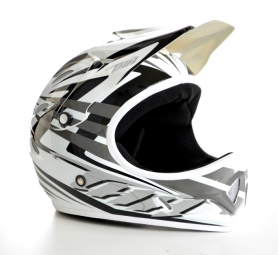 THH Helmet T-40 White/Black