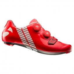 Chaussures route bontrager xxx rouge 43