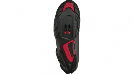 chaussures vtt shimano m089 blanc 46
