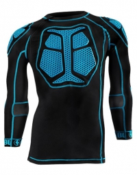 BLISS Maillot de Protection ARG COMP LD Noir