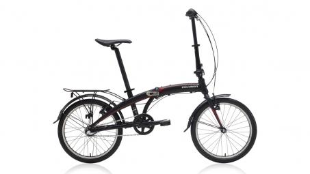 POLYGON 2015 Vélo Pliant URBANO I3 20'' Noir