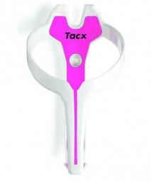 TACX porte bidon FOXY Blanc Rose