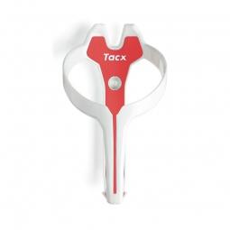 TACX porte bidon FOXY Blanc/Rouge