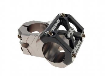 RISPOSTA Stem 31,8 millimetri 50 millimetri di alluminio PROTAPER DJ Black