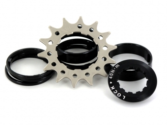 sb3 kit single speed noir 14 dents