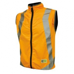 L2S Hight Vision Gilet VISIOLIGHT Neon Orange