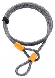ONGUARD Antivol Câble dragonne AKITA 8043 220cm x 10mm