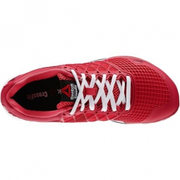 REEBOK Chaussures CROSSFIT NANO 4.0Rouge Femme