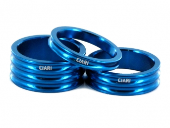 CIARI Headset Spacers ANELLI Blue