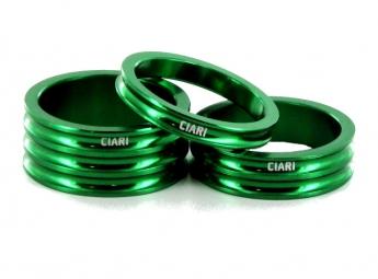 CIARI Headset Abstandshalter ANELLI Grün