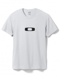 Oakley t shirt square me blanc m