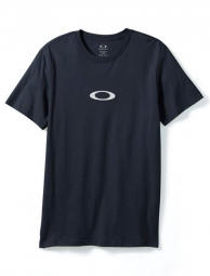 OAKLEY T-Shirt ELLIPSE ME Bleu Marine