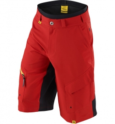 MAVIC 2015 Short CROSSMAX Rouge