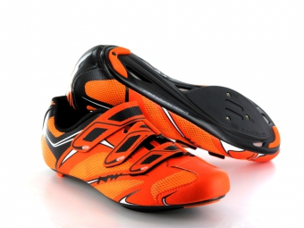 Chaussures Route Northwave SONIC 3S 2015 Orange Fluo
