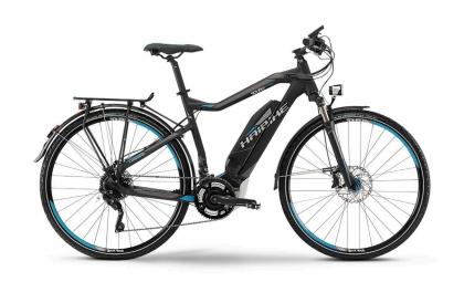 HAIBIKE 2015 Vélo Complet électrique SDURO TREKKING RC Noir/Bleu