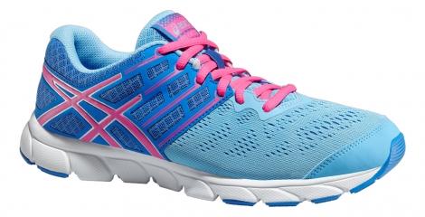 asics chaussures gel evation bleu femme 36