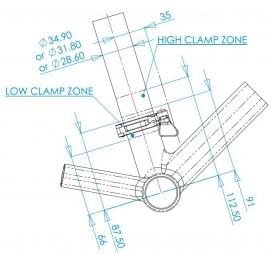 hope guide chaine collier bas cgxc2n