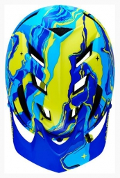 Casco TROY LEE DESIGNS A1 GALAXY Azul